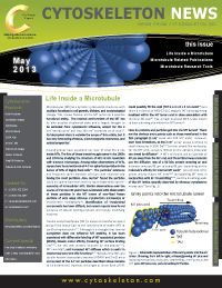 Life inside a microtubule pdf newsletter
